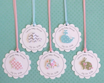 Baby Shower Gift Tag | Etsy