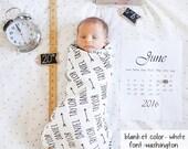 Personalized Baby Blanket // Custom Baby Name Blankets Custom Name Baby Blanket with Name Personalized Name Baby Blanket Name Blanket-Arrows
