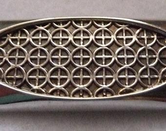 Brooch. Sterling Silver. Finland.