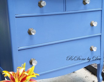 Customize a  Drawer Dresser Chest of Drawers - this one is sold example only
