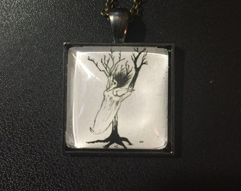 Tree Nymph Necklace