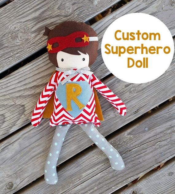 how to make a superhero cape for a doll