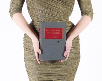 Book Clutch // Vintage Book Purse // Vintage Book Clutch // The Abnormal Personality Book Purse