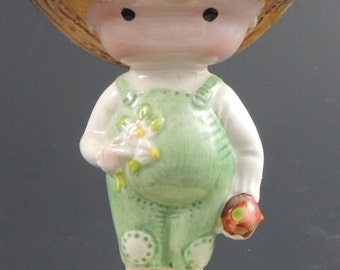 Vintage 1970 Joan Walsh Anglund Figurine Made by Beswick in England