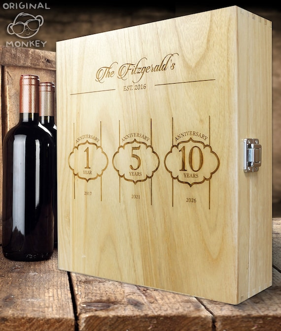Personalised Wedding Gifts Wine : Personalised Wedding Gift, Gifts for The Couple, Anniversary Gift Mr ...