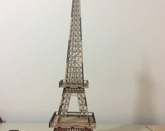 3 ft tall Eiffel Tower, house decor, themed party