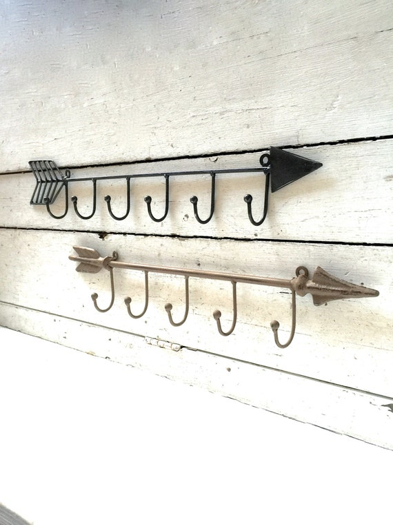 Wall Hooks Wall Hook Set Arrow Hook Arrow Home Decor Arrow