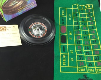 Vintage Roulette Game by Pacific Game Co.