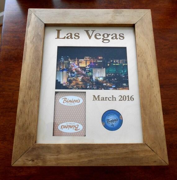 Custom Jewelry Display Frame: Items Similar To Custom Poker Chip Display Frame, Poker