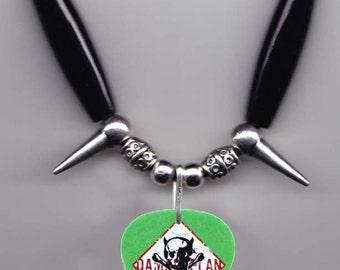 Damageplan Dimebag Darrell Signature Guitar Pick Necklace - 2004 Tour Pantera