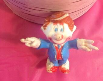 Clown figurine vintage