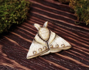 Moth Jewelry Brooch Butterfly Art Pin Moth Art Insect Jewelry Brooch Insect Art Pin Nature Jewelry Brooch Art