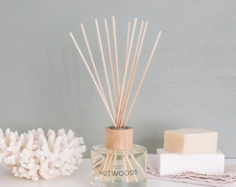 Fresh Coffee REED DIFFUSER - 6+ Month Home Fragrance - Scented, Gift for Her, Home Fragrance, Home Decor, Air Freshener