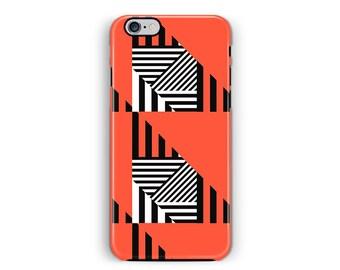 Tough Phone Case, Tough iPhone 6s case, Protective 6s Case, iPhone 6S case, Geometric Phone case, Memphis Phone Case, iPhone 6s Case Hipster