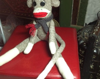 Sock Monkey Original