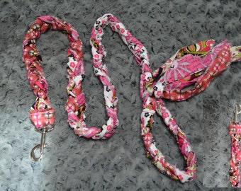 Fabric Braided Leash