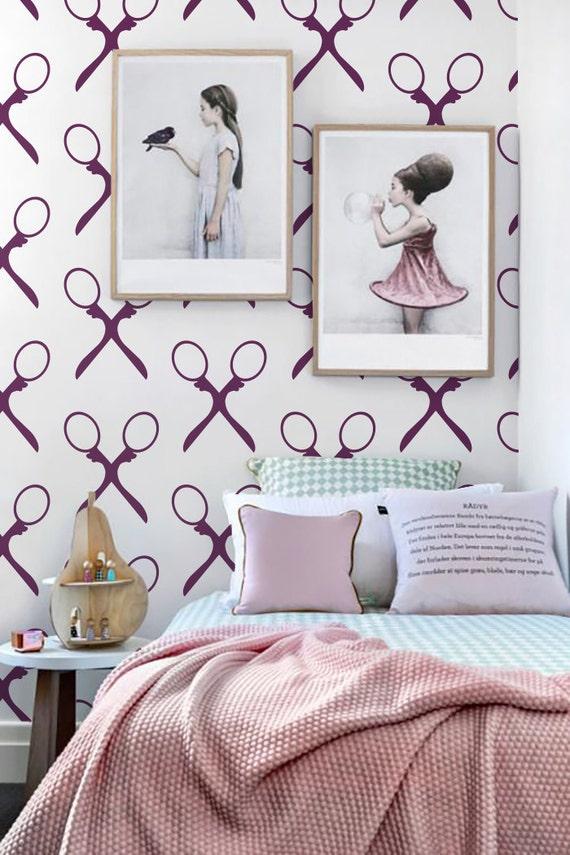papier peint temporaire vinyle auto adh sif sticker mural. Black Bedroom Furniture Sets. Home Design Ideas