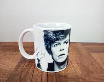 David Bowie Mug v2