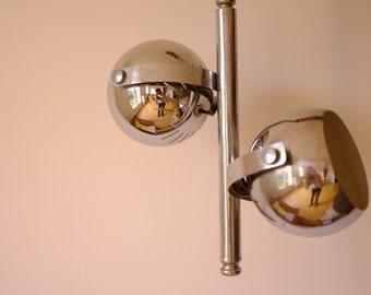 suspension chrome, to suspend luminaire, fixture balls, light metal