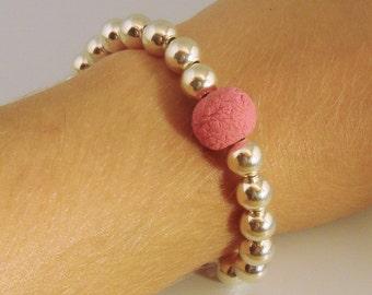 I AM ME Bracelet for Breast Cancer - Awareness Bracelet