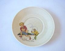 Johnson Of Australia Nursery Rhym Plate