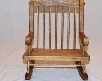 Doll/Teddy Bear Rocking Chair