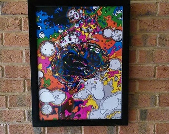 Abstract Art 18x24