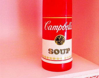 Aladdin Campbell's soup thermos