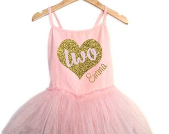 Pink Tutu Dress, Pink and Gold Birthday, Birthday Tutu, First Birthday Tutu, Tutu Dress, 2nd Birthday outfit for girl, Third Birthday Outfit