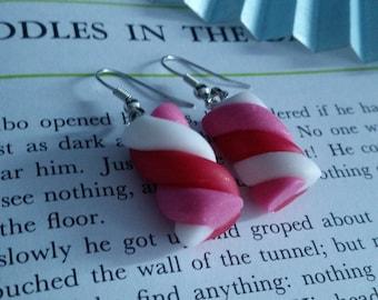 Marshmallow Polymerclay Earrings - Nickel free