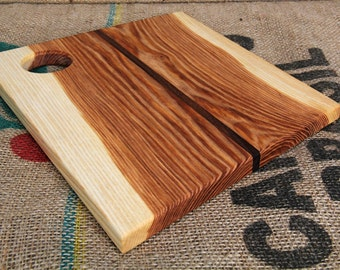 Miniature Reclaimed Wood Cutting Board By Piecesofchicago