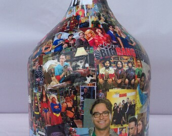 Big Bang Theory Collector's Bottle
