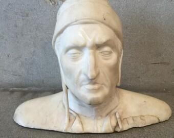 Dante's Marble Head Bust (RKG4TT)