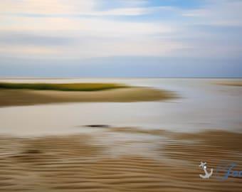 Limited Edition ~ Chapin Beach ~ Dennis, MA, Cape Cod, Fine Art Canvas, Artwork, New England, Seascape, Coastal, Fine Art Photography,Joules