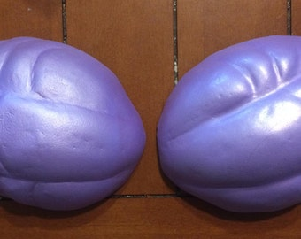 And yet another style of foam mermaid shells.