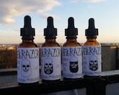 Hellrazor for Men Beard Oil 1 oz.