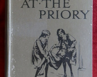 Vintage Hardcover Book: The New Girl at the Priory by Ethel Talbot 1930's