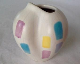 Organic West German Pottery Vase