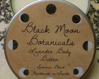 Black Moon Botanicals Lavender Body Butter