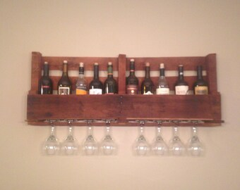 Wine Rack / Glass holder