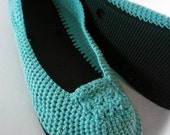 Crochet Flip Flop slippers, Unisex footwear, Adult house slipper, Crochet footwear, Customizable slipper, Crochet Houseshoe, Custom footwear