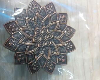 Divinity Pin, Esoteric Empyre Pin, Sacred Geometry Pin, Lapel Pin, Festival Pin, Hat Pin, Pin Design, Yoga Pin, Boho Pin, Limited Edition