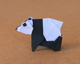 Panda - Origami