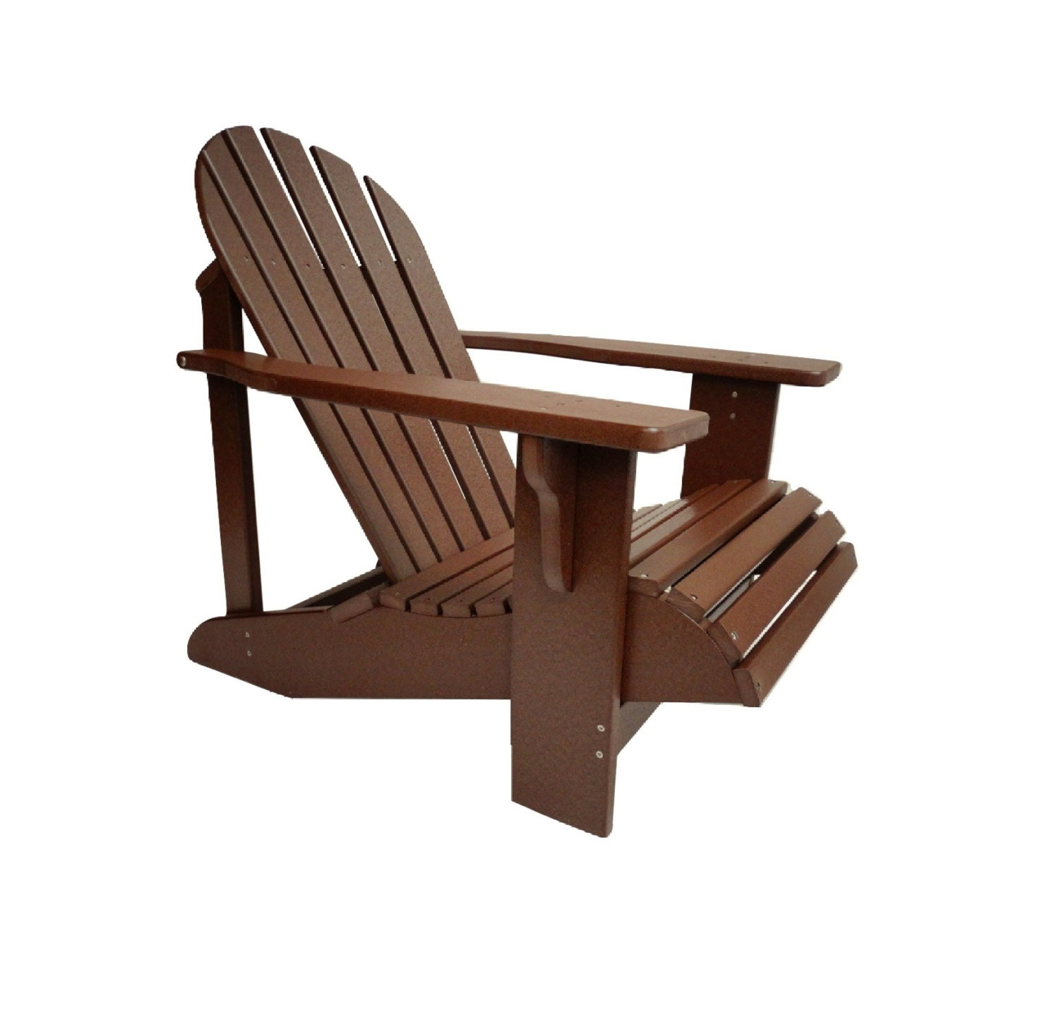 Adirondack chair in classic style made from by Composite adirondack chairs