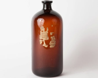 Antique Laboratory Bottle