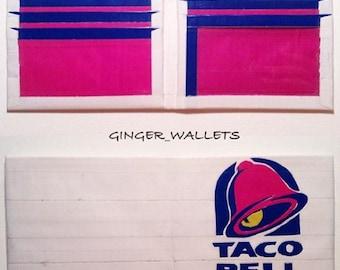 Taco Bell Duct Tape Bi-Fold Wallet