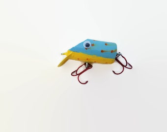 Wine Cork Fishing Lure - Sunfish Diver - Father's Day Gift - Gift For A Fisherman - Gone Fishing - Swimming Lure - Handmade Lure - Gag Gift