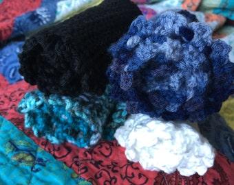 Crochet Spa/ wash cloth