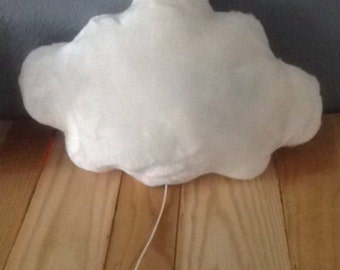 Musical Nightlight cloud baby