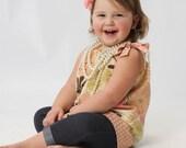 Girl Clothing - Pillowcase Dress - Girl Dress in Bloom
